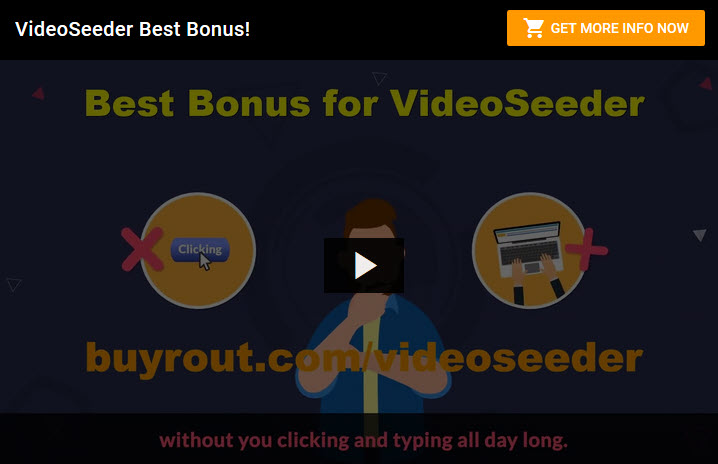 Video Seeder the Best Video Syndicating Software